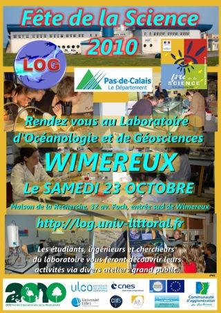 Fête de la science à Wimereux