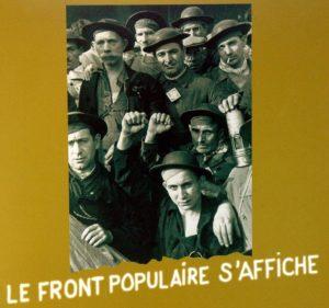 [Boulogne] Le Front populaire s'affiche !!