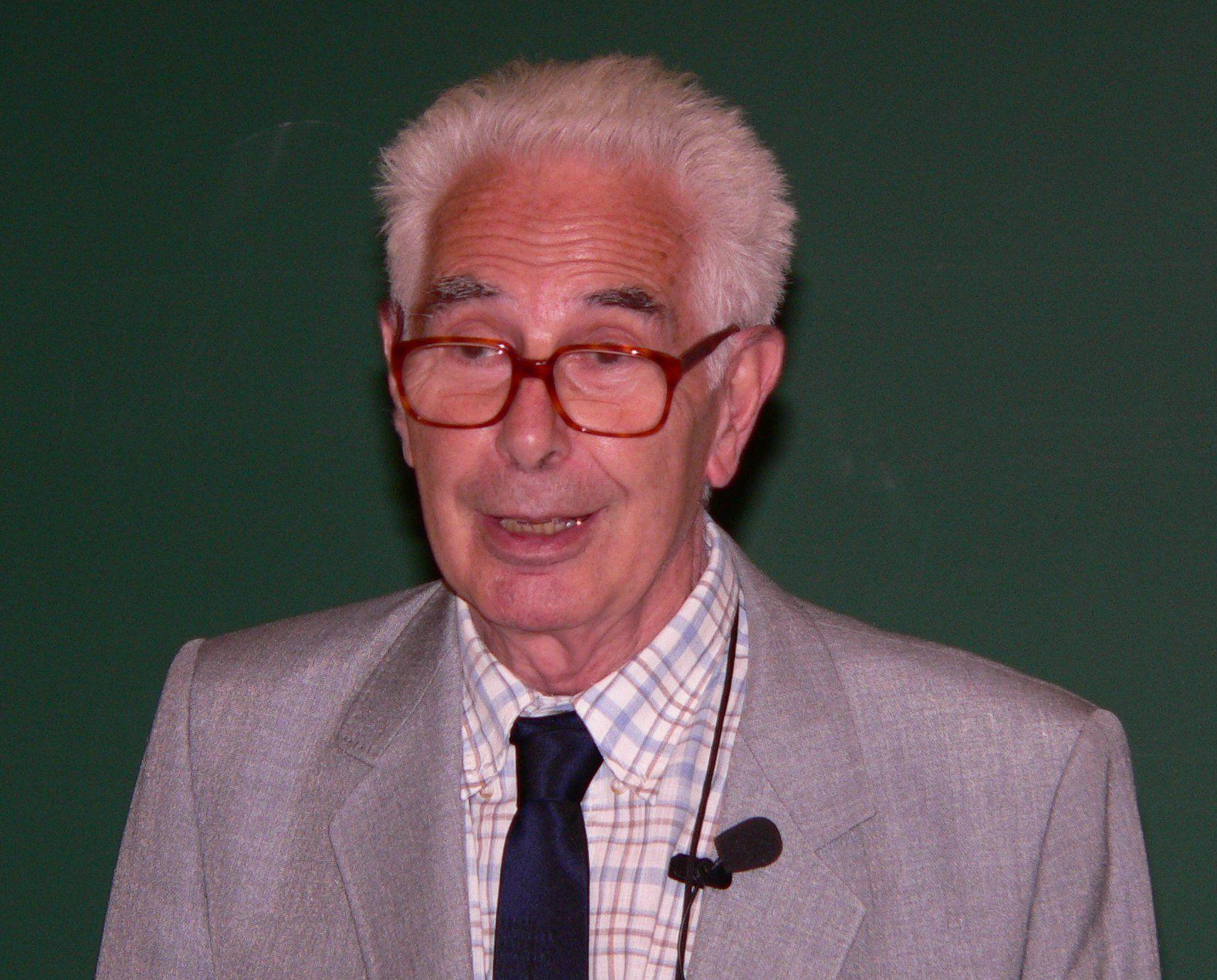 Décés du mathématicien Jean-Pierre Kahane