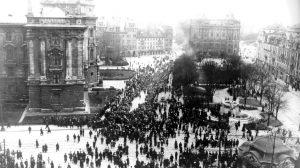 Il y a 100 ans , l'Allemagne