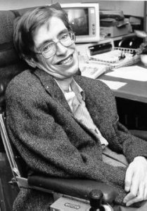 Disparition de Stephen Hawking
