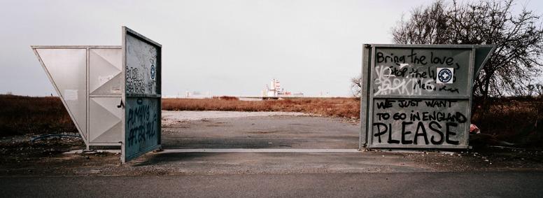 Exposition «Calais, terminus nord»