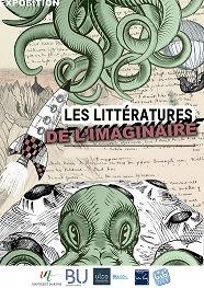 [Dunkerque] Les littératures de l'imaginaire