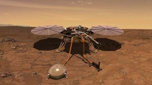 La station Insight s'est posée sur Mars