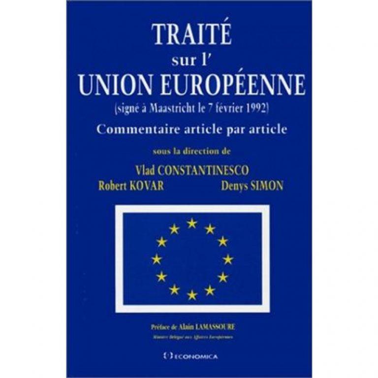 Les dessous de l'article 7 du traité de l'Union européenne