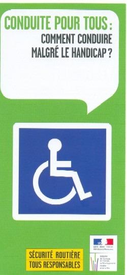 Conduire malgré un handicap