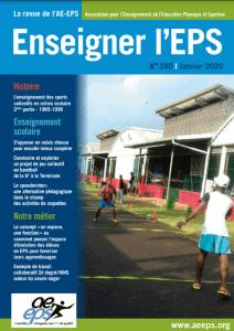 Nouvel abonnement Enseigner l'EPS