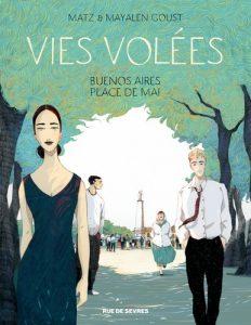 Vies volées : Buenos Aires, place de Mai.