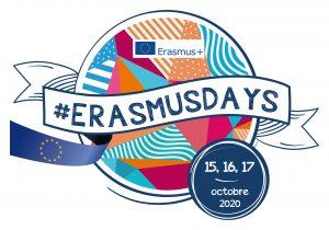 Les Erasmusdays reviennent !